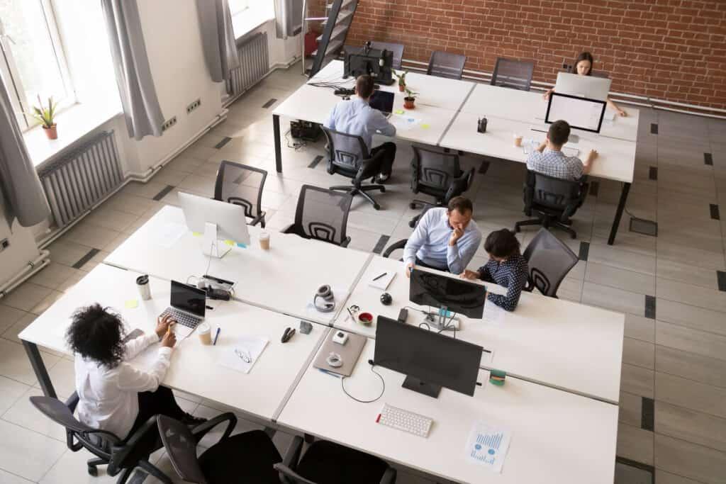 collaborative workspace 1083827690
