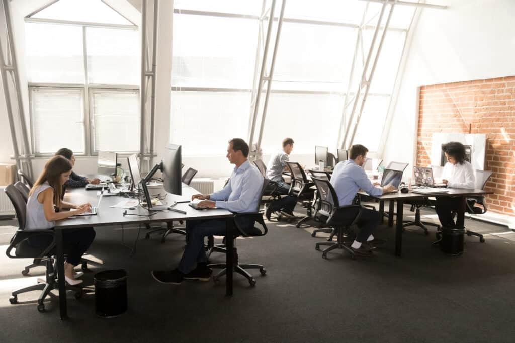 collaborative workspace 1124783373